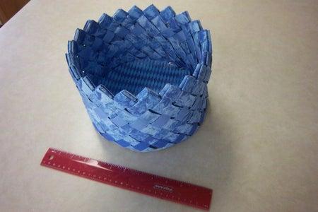 Information for 9 Inch Diameter Basket