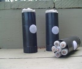 Nerf Grenade/Hand-blaster!!!