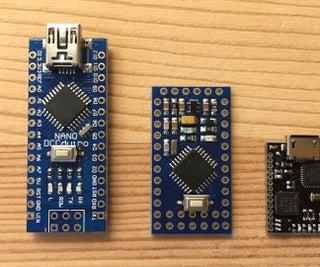 15mm X 20mm Size Arduino