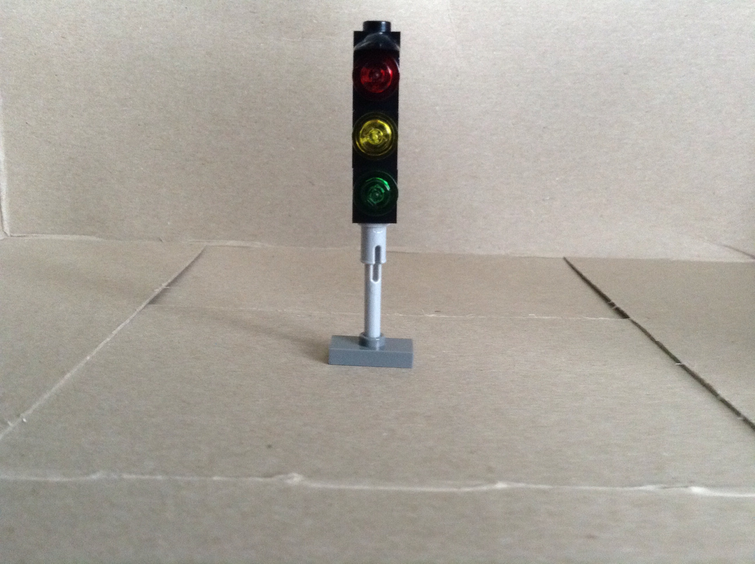 Picture of The Traffic Light