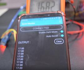 DIY Wireless Bluetooth Multimeter