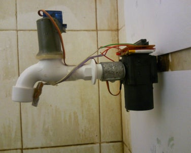 Self-Powered Automatic Water Tap