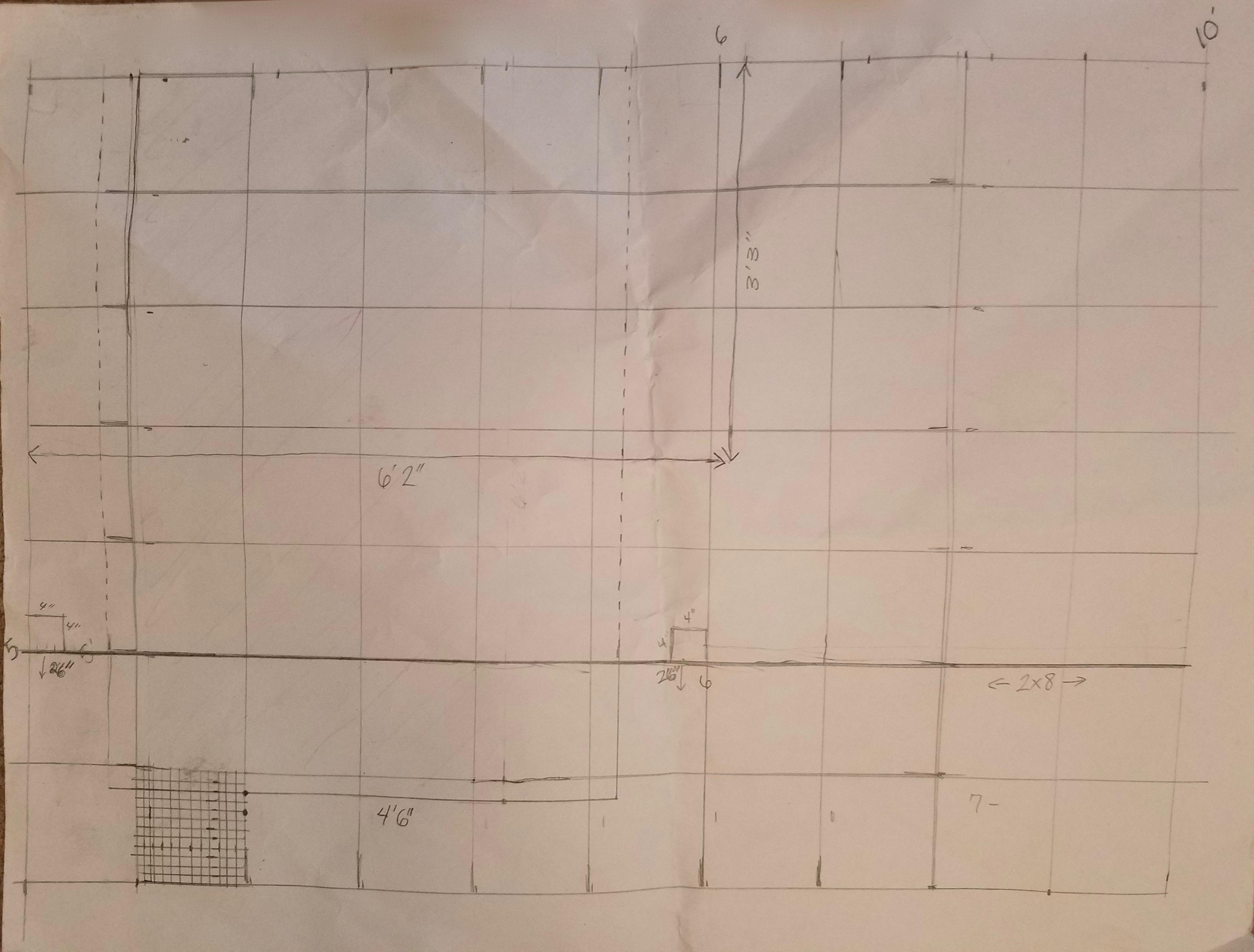 Picture of Building an Indoor Deck