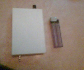 portable amplifier 10W for cellphone, etc