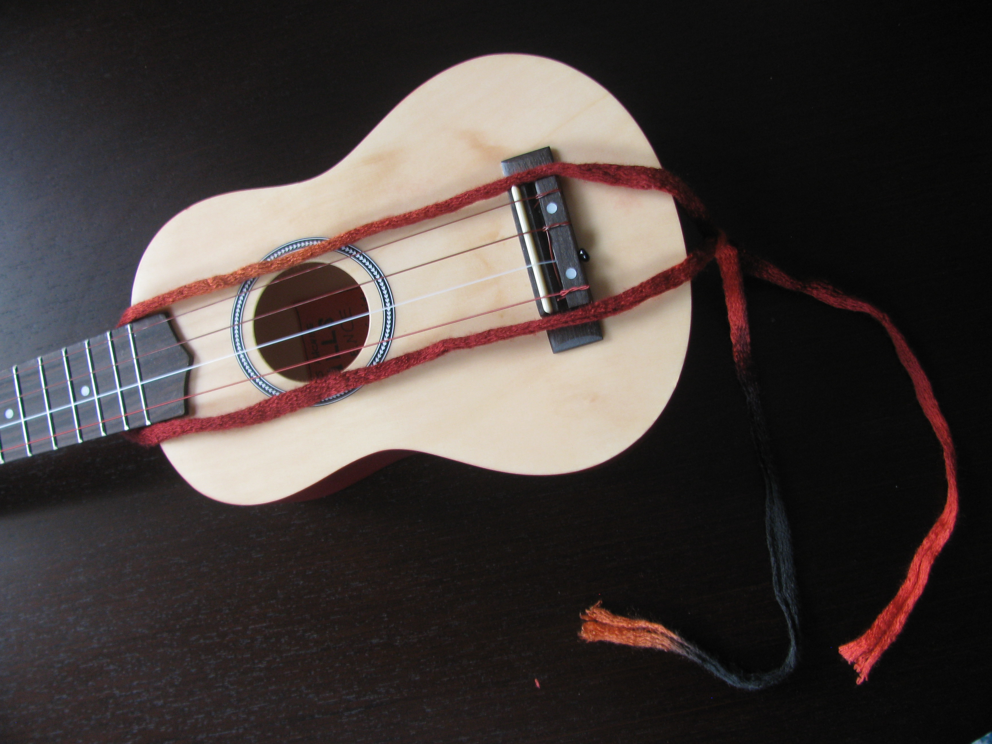 Picture of Put It Around the Uke