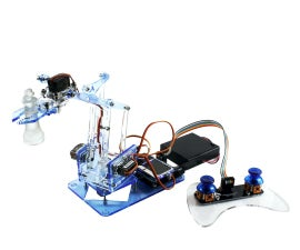 MeArm Robot Arm - Your Robot - V1.0