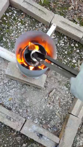 Smelting and Pouring