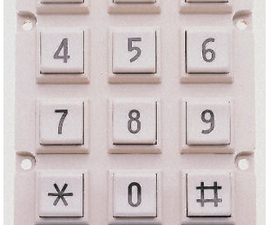 Keyless Entry / Arduino