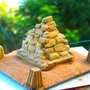 """Concrete Pyramid """"GIZA"""""""