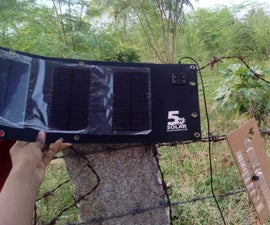 Solar piano
