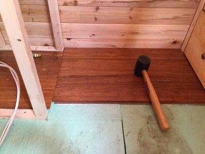 Interior Construction - Flooring
