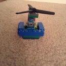 Lego Person Flyer