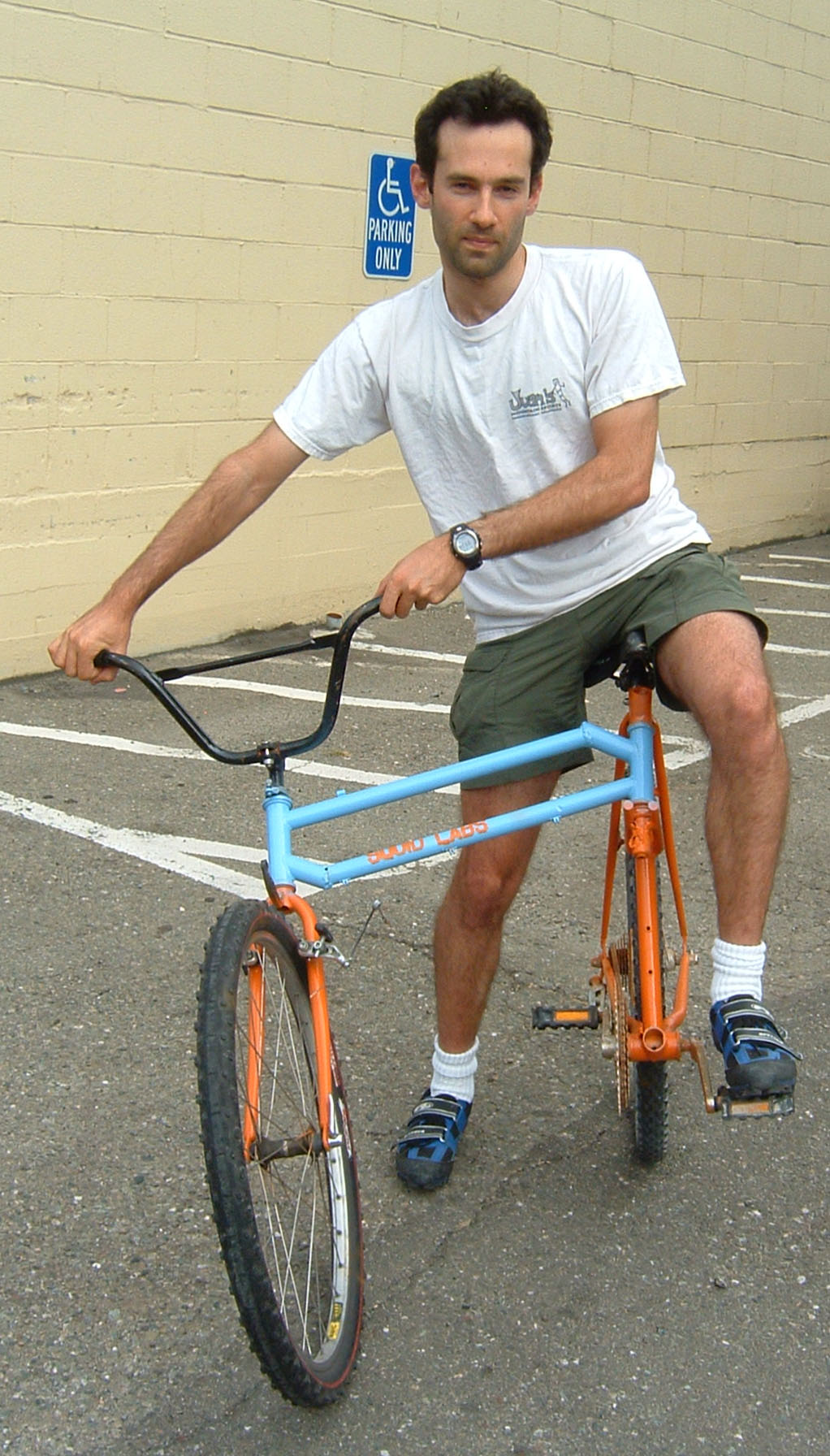Picture of Wobble Bike