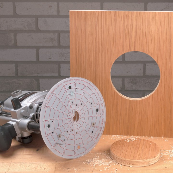 Picture of Plywood Discs and Sled