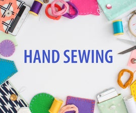 Hand Sewing Class