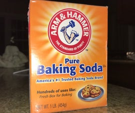 Cleaning Sneakers With Baking Soda