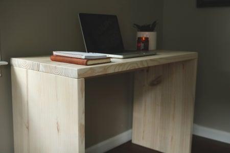 Simple Modern Writing Desk
