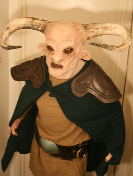 Picture of Minotaur Costume