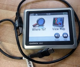Garmin & Samsung Charger Reverse-Engineering