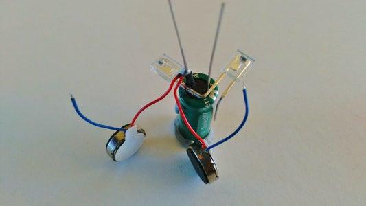 Building the Bot Unit: Motors