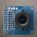 OV7670 without FIFO very simple framecapture with Arduino, black/white