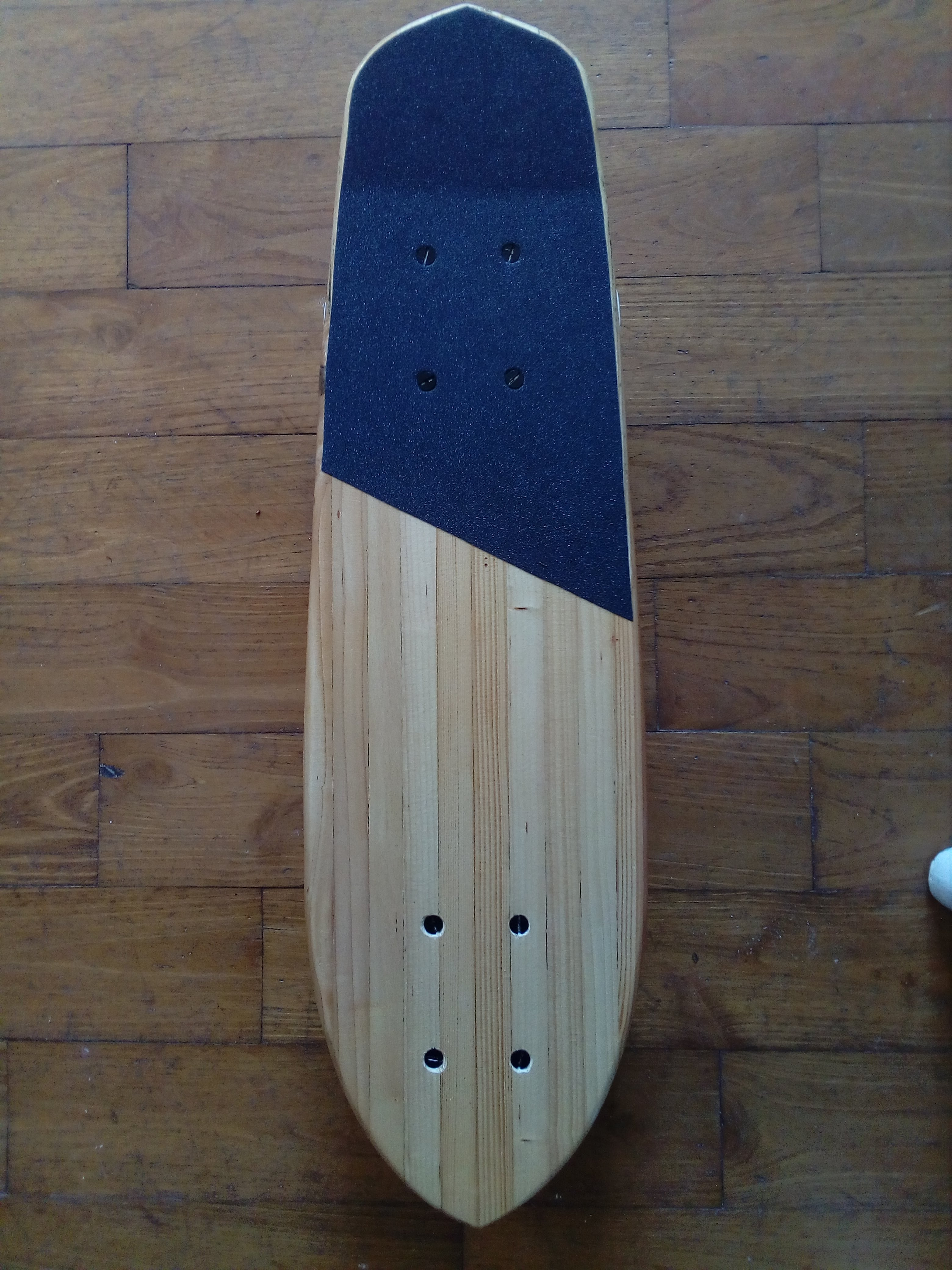 Picture of Pallet Skateboard