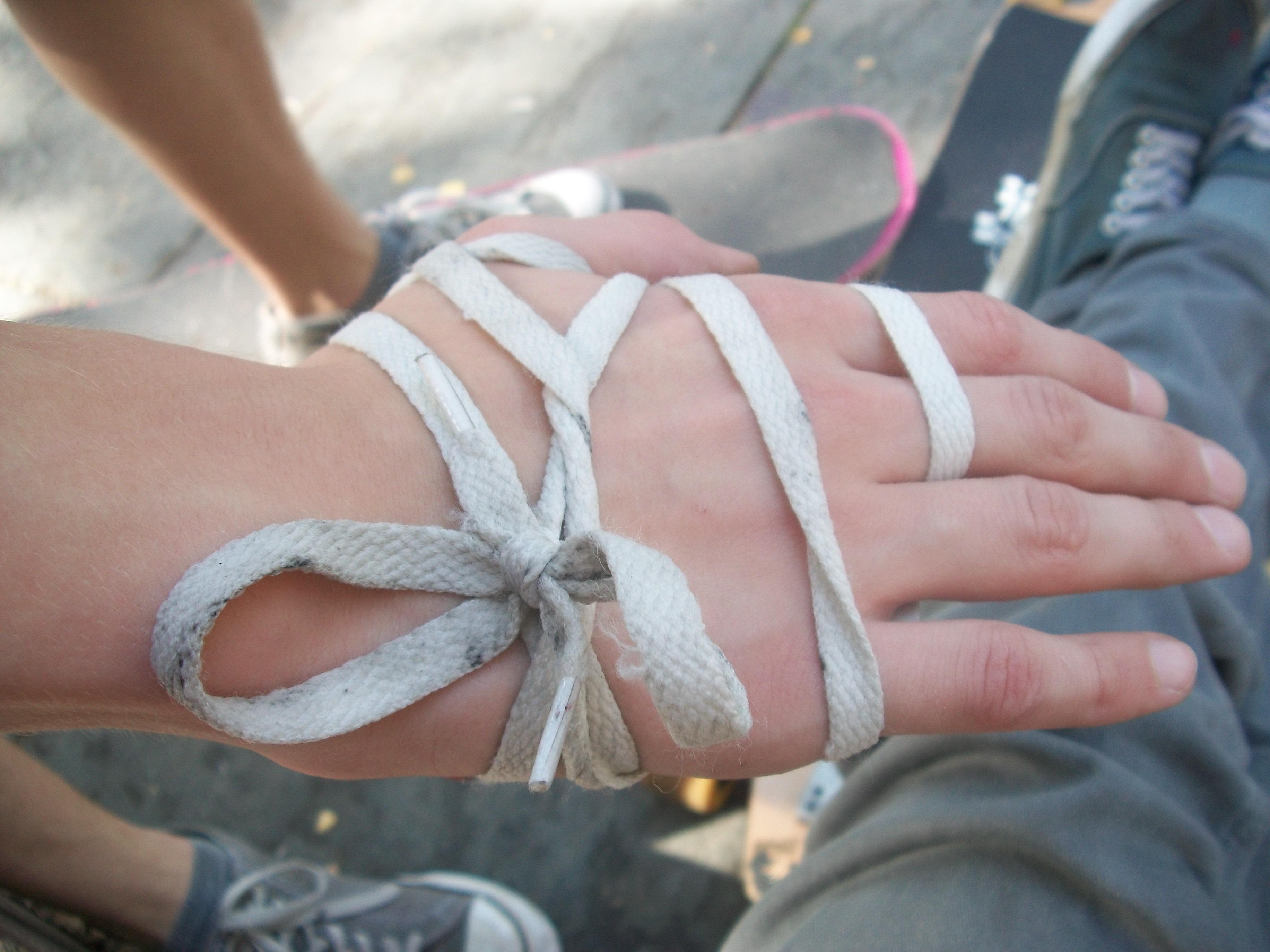 Picture of Altoids Tin Longboard Slide Gloves