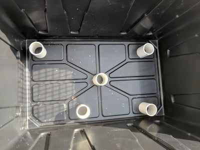 Diffuser Supports