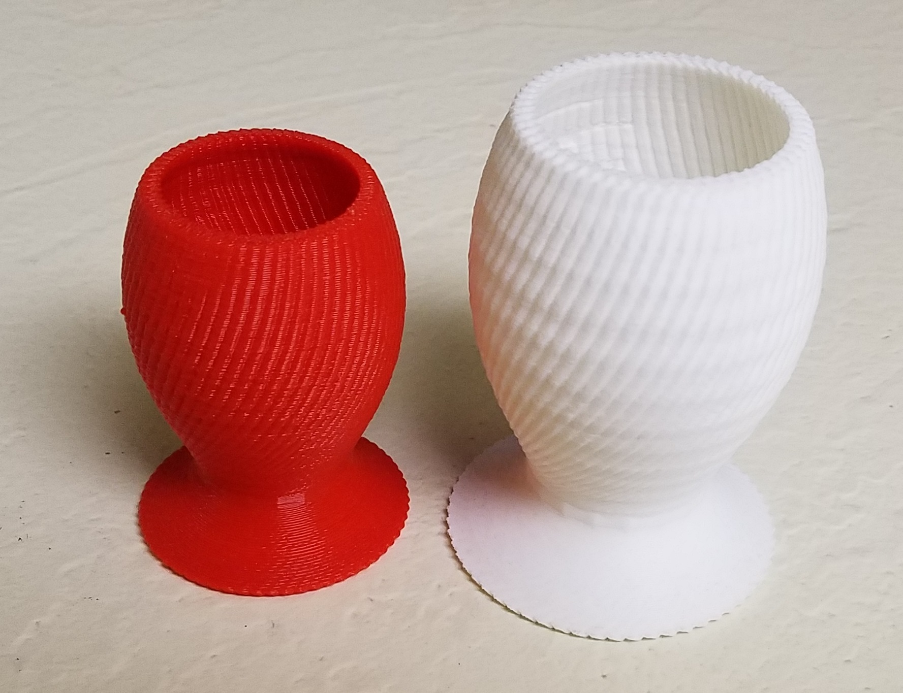 Picture of 3D Printed Vase