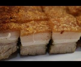 The Secret to CRUNCHY Crispy Pork Belly!