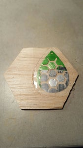 Making the Wooden Pendant