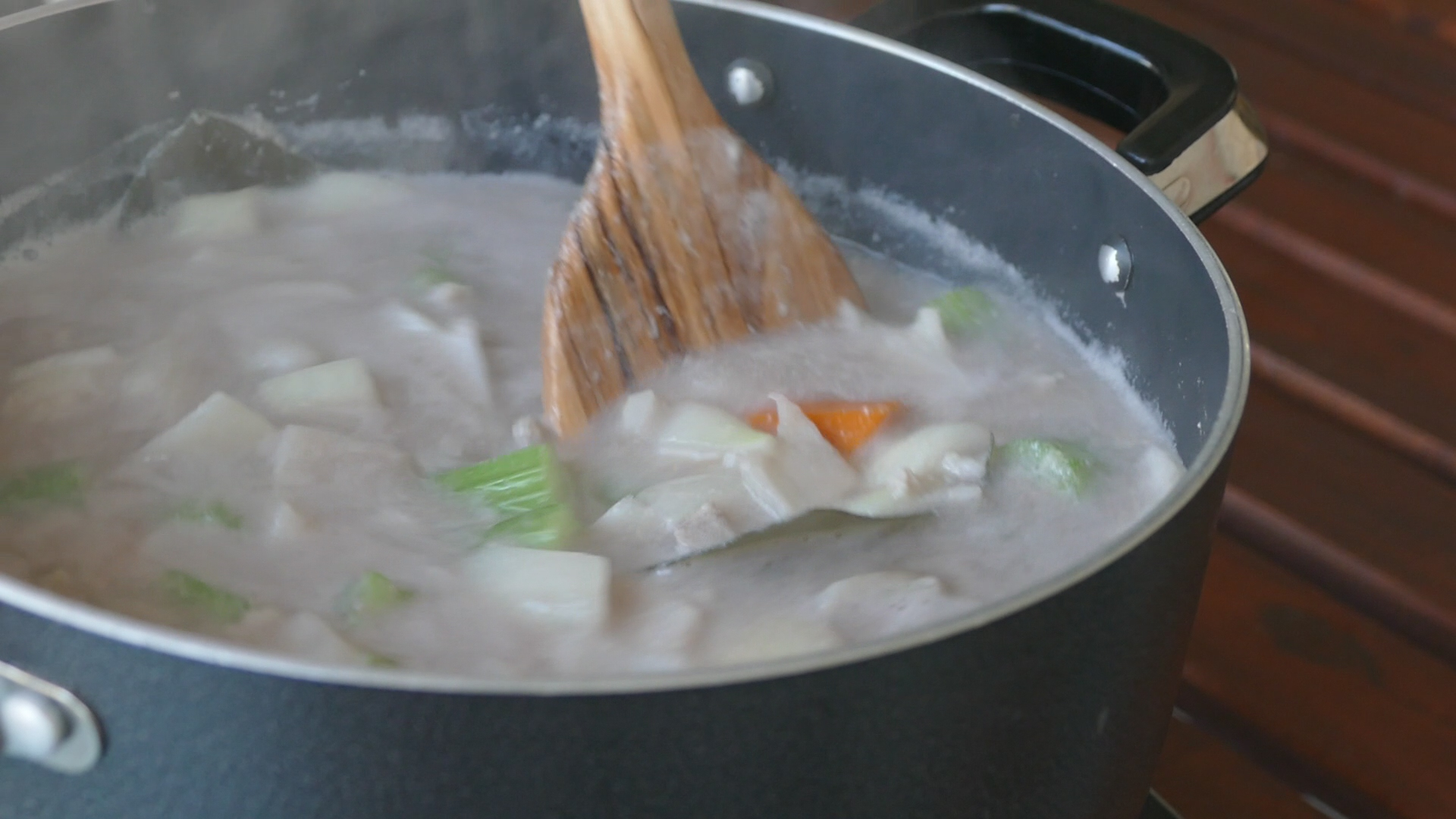 Picture of ​[ Chicken Consommé Soup ]②