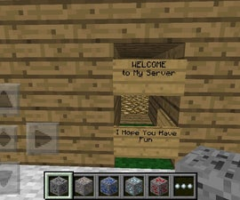 Minecraft Server Info For Pocket Edition!!!!