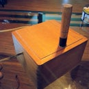 Make your very Own Cajita Drum. (Latin Percussion)
