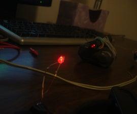 Send Music over a Laser Beam