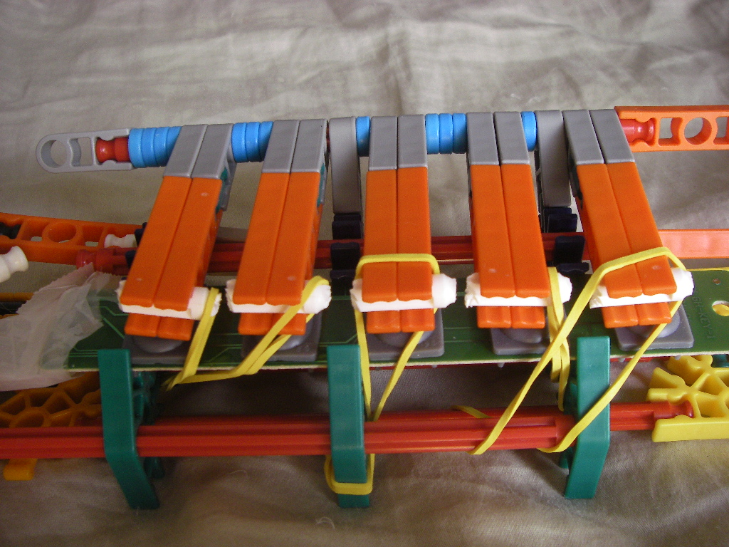 Picture of Knex Guitar Hero, Guitar