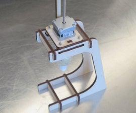 Cartridge extruder