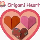 How to Make an Origami Heart Step by Step Instructions