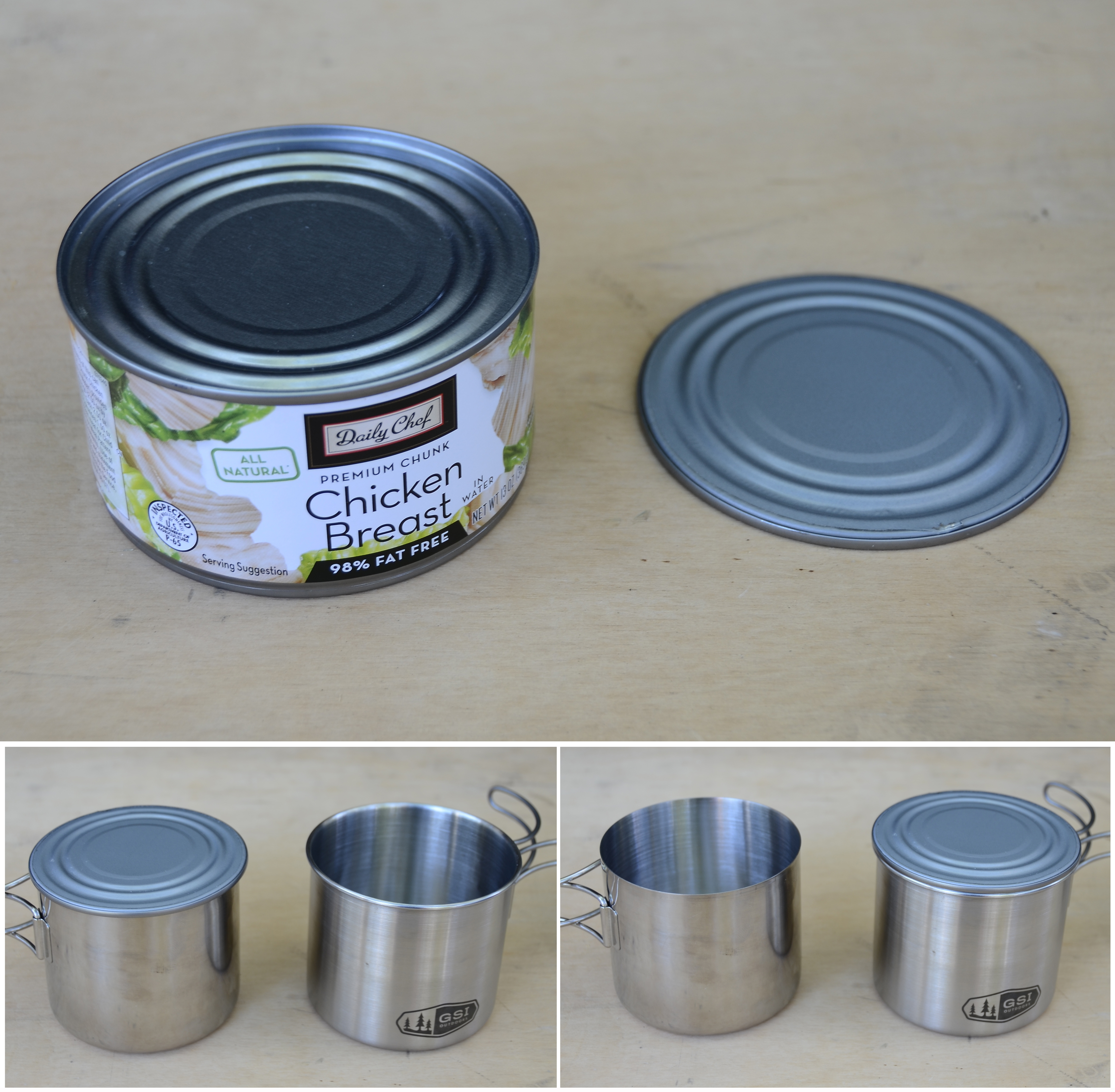 Picture of Making a Low Cost DIY Bottle Cup Lid