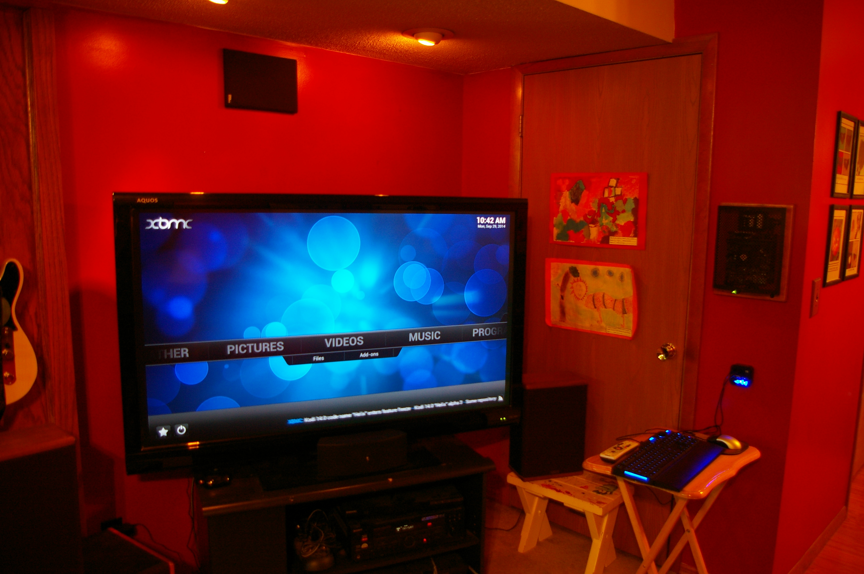 Picture of Loading and Testing Steam/XBMC