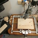DIY Aluminum 3-AXIS CNC Router