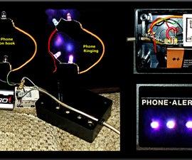PHONE-ALERT  Bright RGB LED Flasher