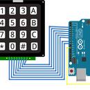 KeyPad-controlled Servo