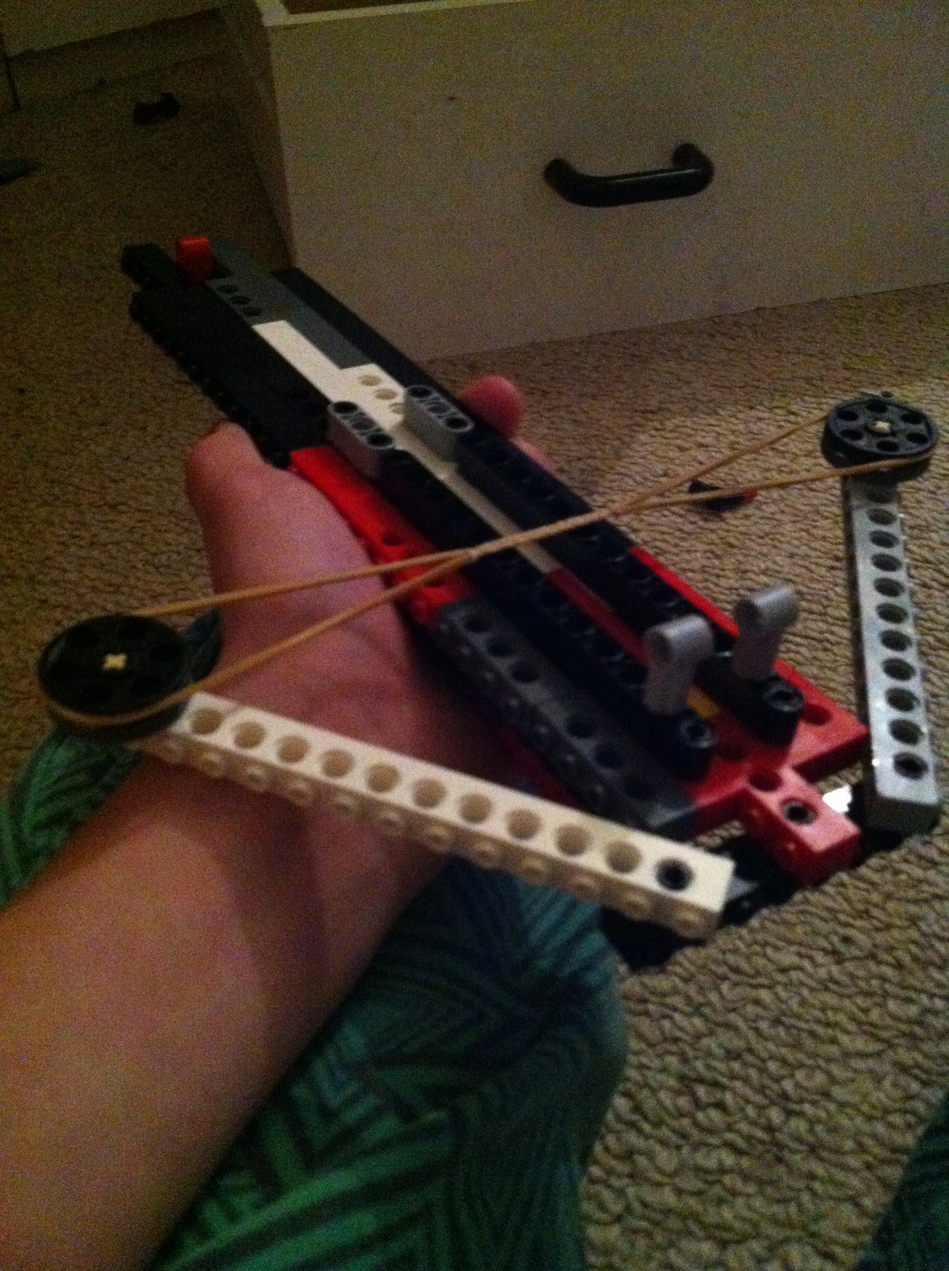 Picture of Lego Crossbow