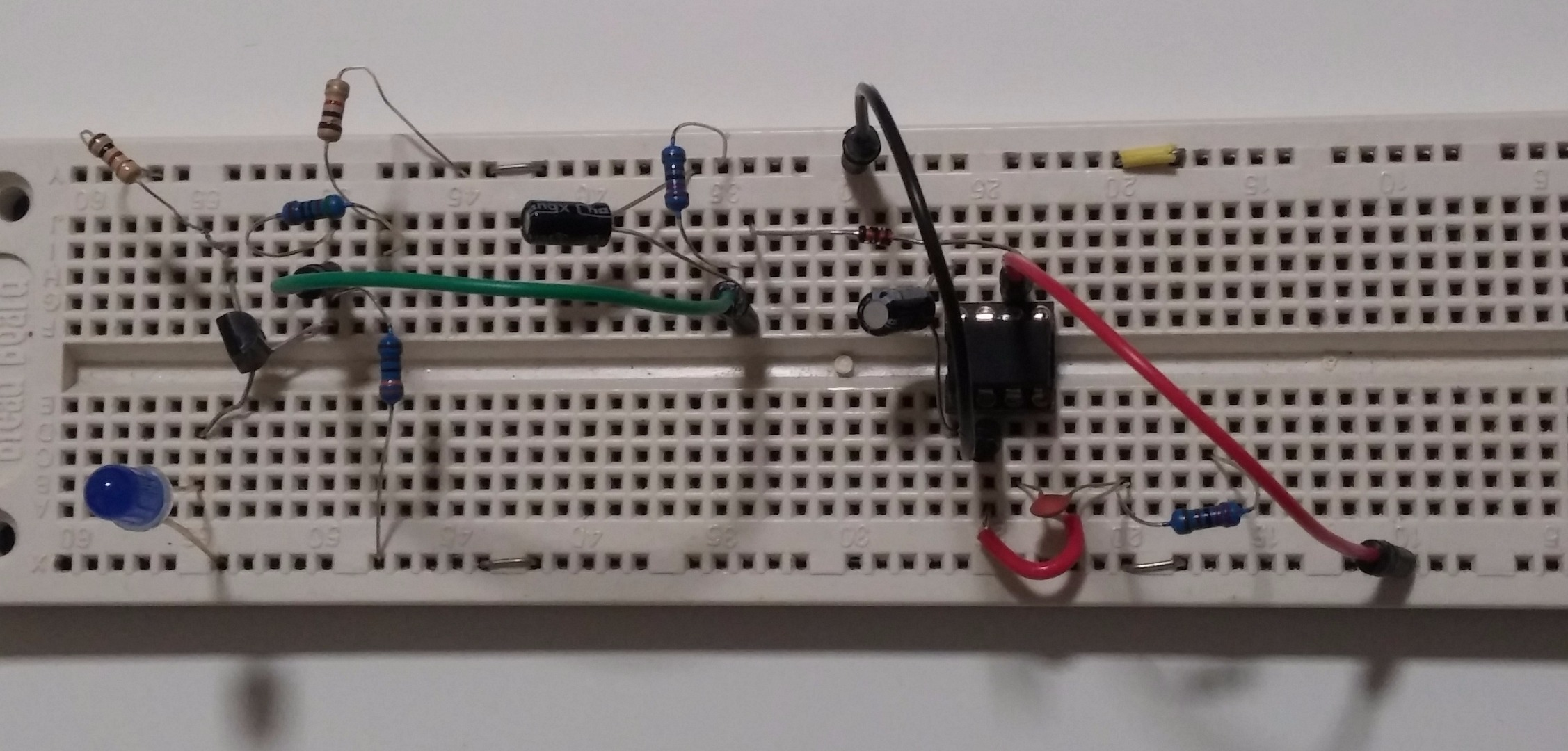 Picture of Step 2: Building the LED Modulator