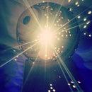 My little planetarium