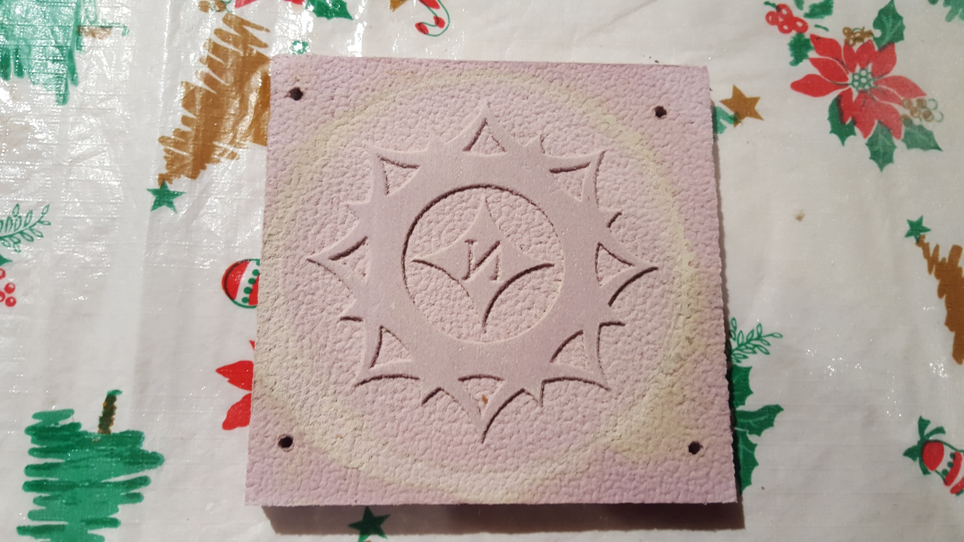 Picture of Sand Blasting