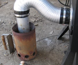 Homebrew Cold Smoke Generator