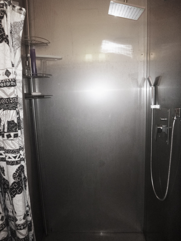 Picture of Stainless Steel Sheet Metal Shower Stall