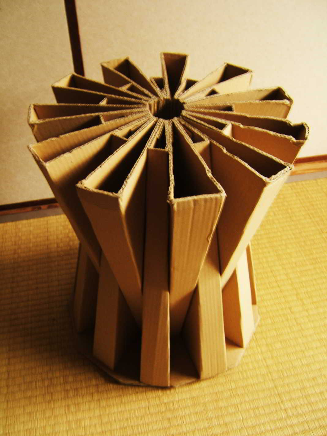 Cardboard chair design no glue - Cardboard Chair Design No Glue 15